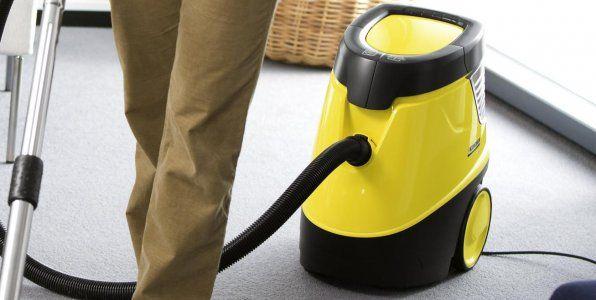 Пылесосы Kercher с аквафильтром
