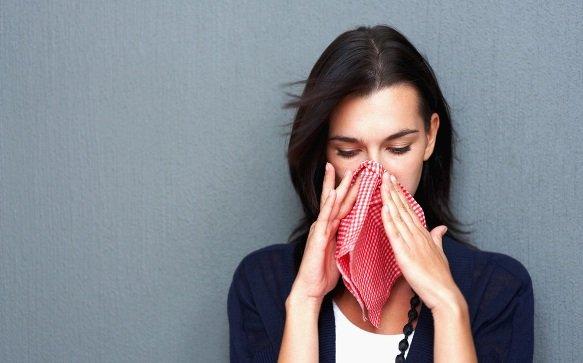 Аллерги на пыль