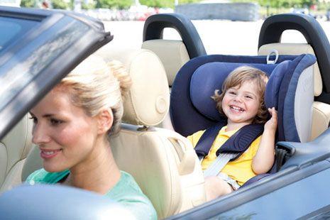 Как вбырать детское автокресло