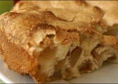 Шарлотка с яблоками или яблочный пирог