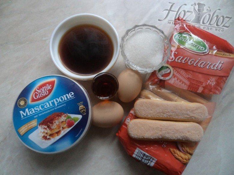 Как приготовить десерт тирамису дома ХозОбоз - мы знаем о еде все.