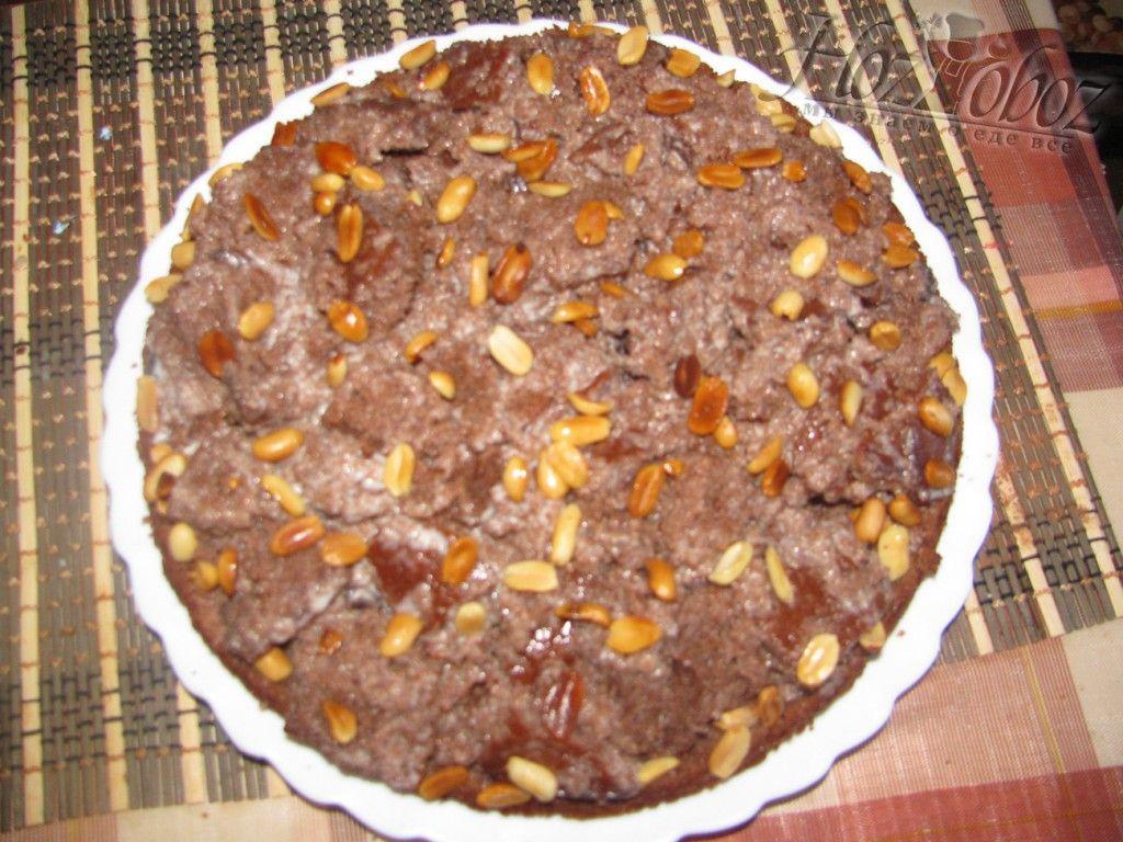 Периодически добавляйте жареные орехи