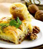 Бурма - рецепт восточной сладости