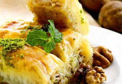 Бурма — рецепт восточной сладости