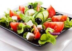 Как приготовить греческий салат, классический рецепт