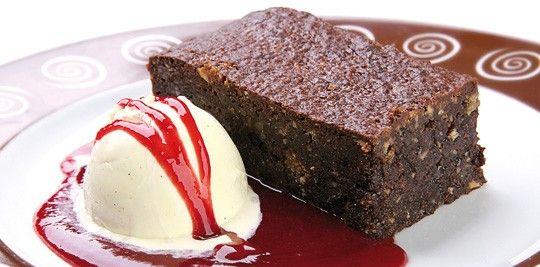 Шоколадный брауни, рецепт