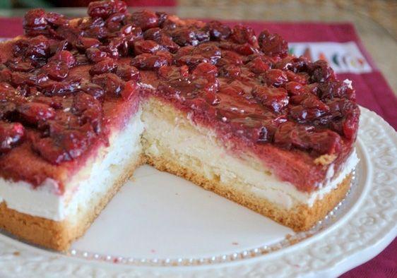 Как приготовить творожный торт