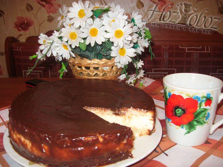 Торт птичье молоко готов, подавайте своим гостям :)