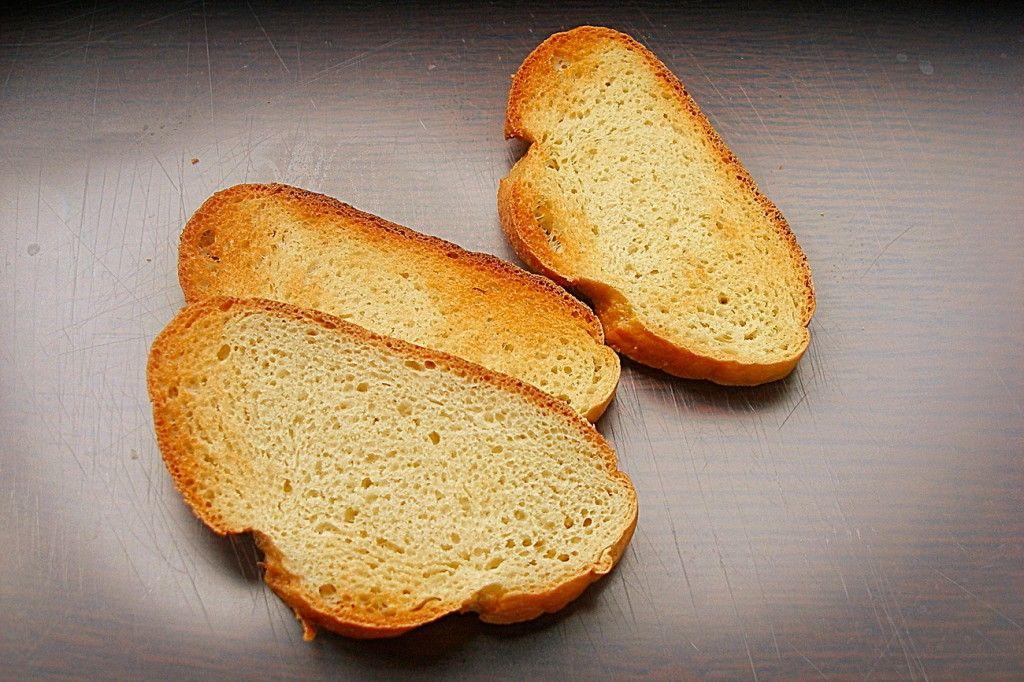 Готовим гренки в тостере или духовке