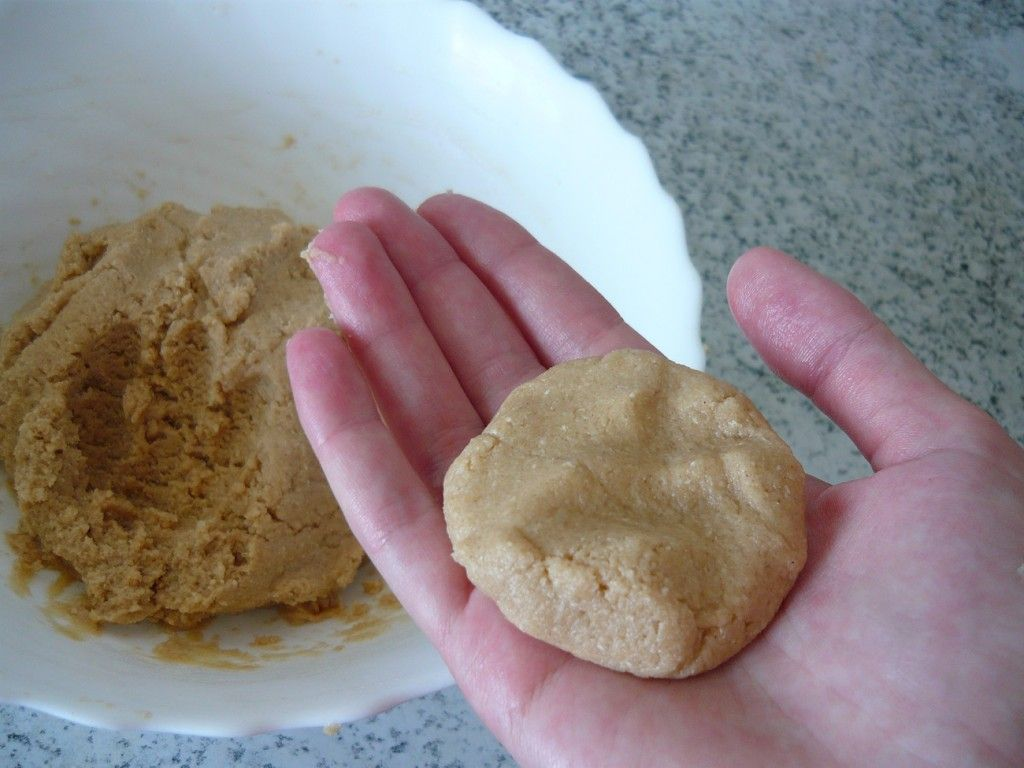 Сформируйте печенюшки такой формы, как вам нравится