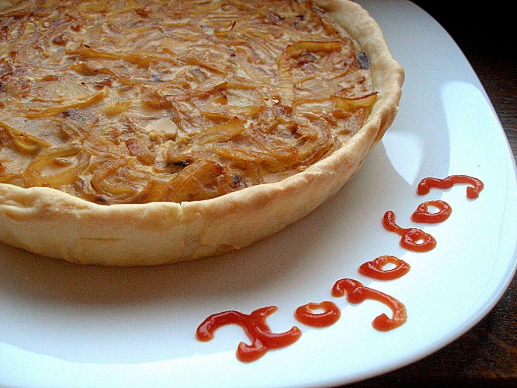 Луковый пирог от ХозОбо-а :)