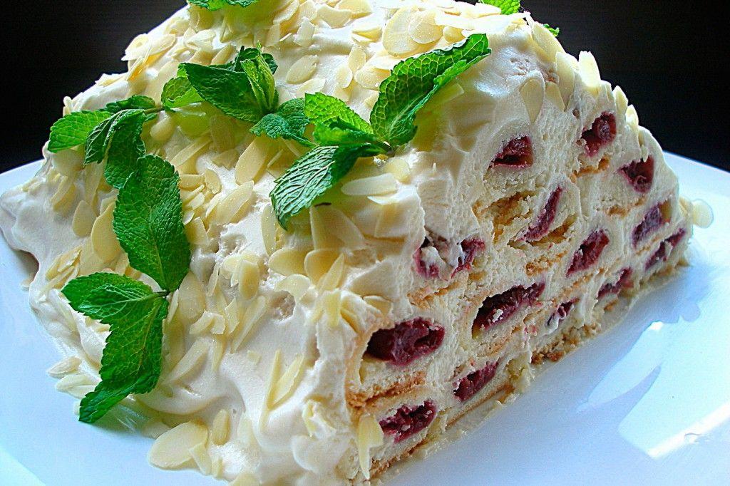 Торт манастырская изба