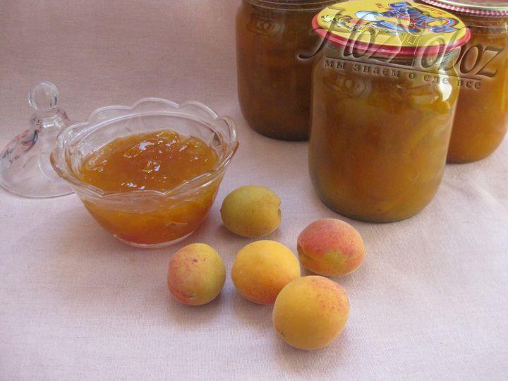 Как сварить варенье из абрикосов чтобы они не разварились