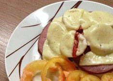 Как приготовить горячий бутерброд в микроволновке