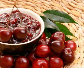 Варенье из вишни