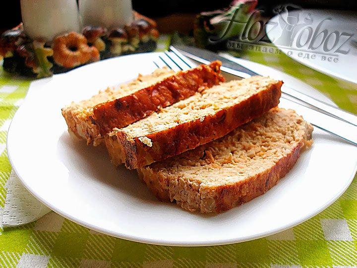 Надеемся, у вас получится такой же хлебушек как и у нас :)