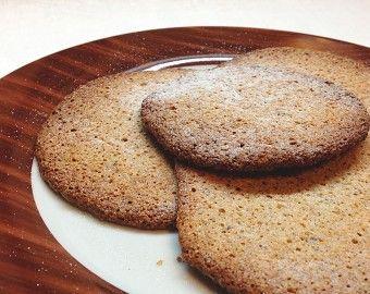 Итальянское печенье с орехами