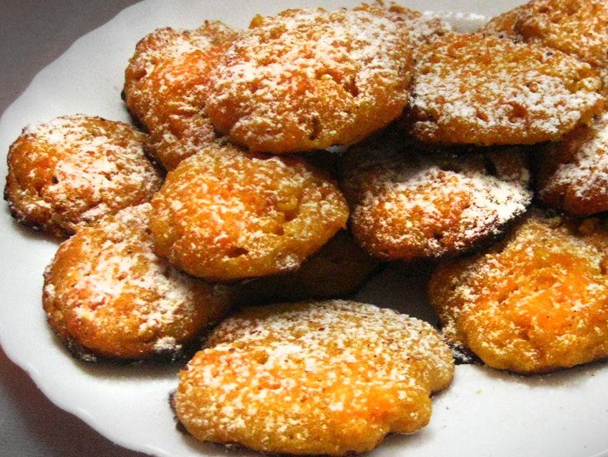Рецепт печенья для правильного питания