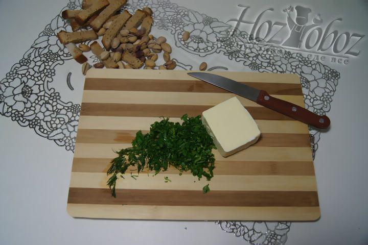 Готовим пряное масло для маринования рыбы