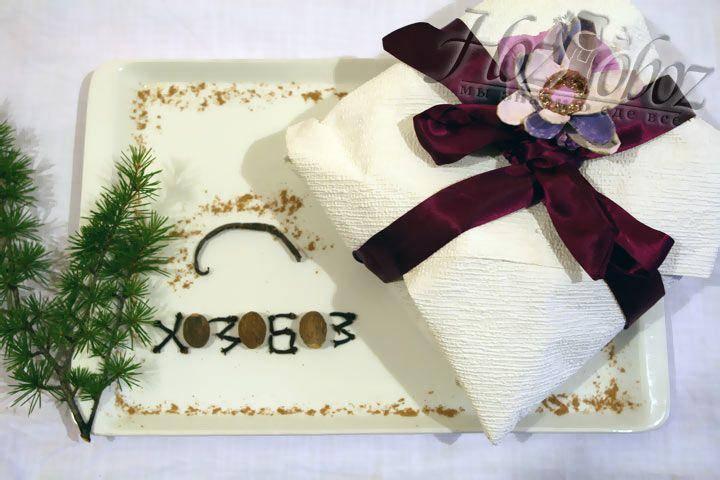 Не забывайте, что пудинг можно не распаковывать, а подарить близкому человеку на кануне Рождества