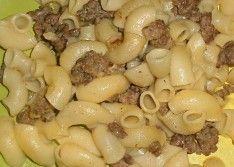 Как приготовить вкусные макароны с мясом