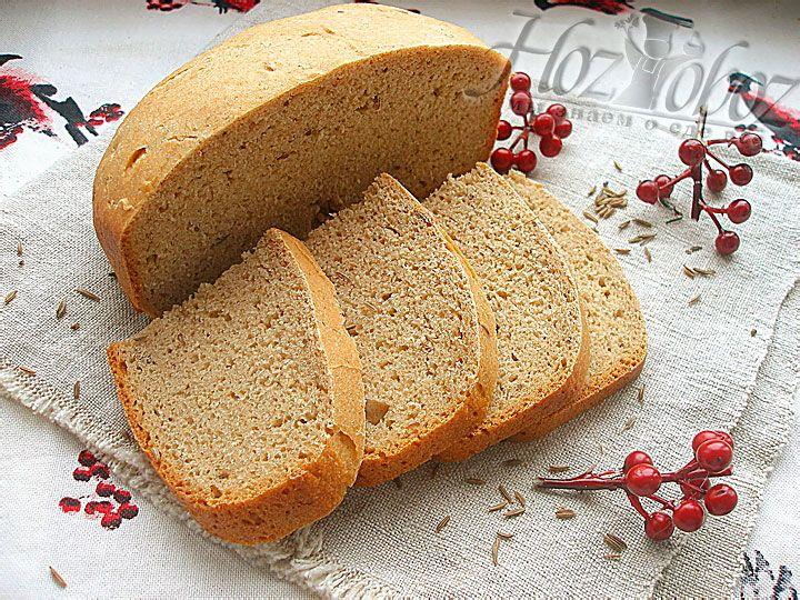 Когда хлеб испечется прежде чем нарезать его необходимо хорошенько остудить. И вот все готово - приятного аппетита