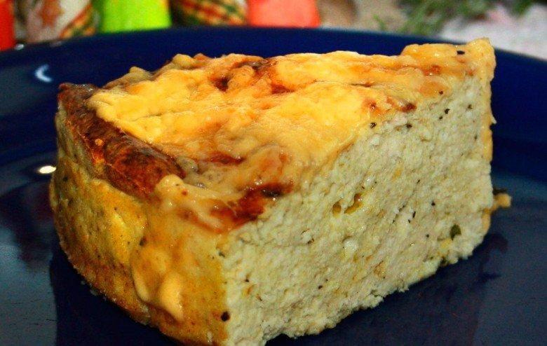 рецепт мясного суфле в духовке
