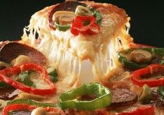 Пицца в микроволновке