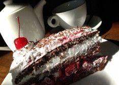 Шварцвальдский торт или черный лес