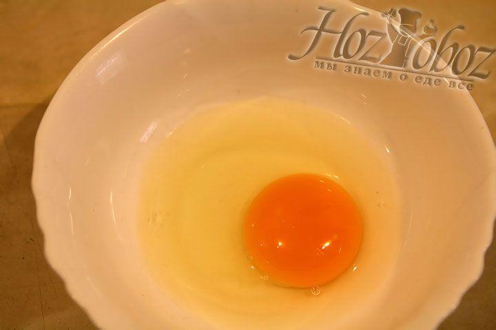 Готовим яичный льезон
