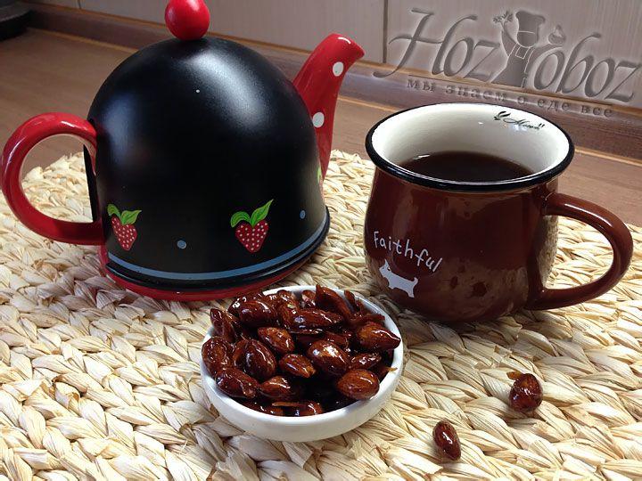 Ну вот и все, теперь у Вас есть угощение к любому чаепитию