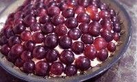Салат тиффани с виноградом, фото рецепт