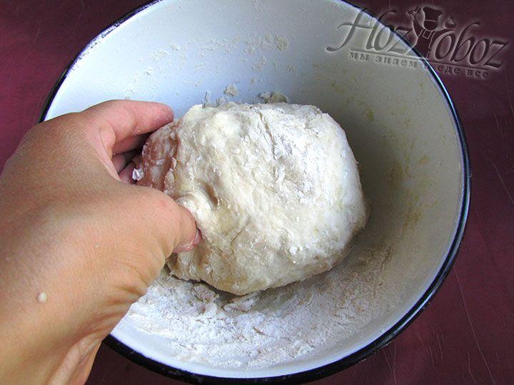 Пора месить тесто