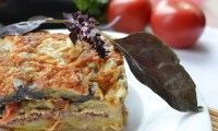 Рецепт мусаки с баклажанами с фото