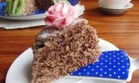 Ореховый торт рецепт с фото