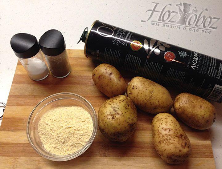 Прежде всего заготовим необходимые ингредиенты