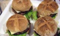Как приготовить домашний гамбургер, фото рецепт