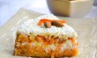 Морковный торт лучший рецепт с фото