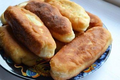 Пирожки с ливером