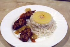 Курица по тайски