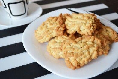 Печенье через мясорубку