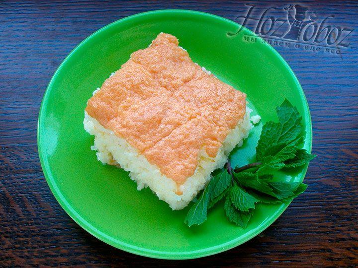 Надеемся этот нежный и сочный сербский десерт понравится всем вам. Приятного аппетита!