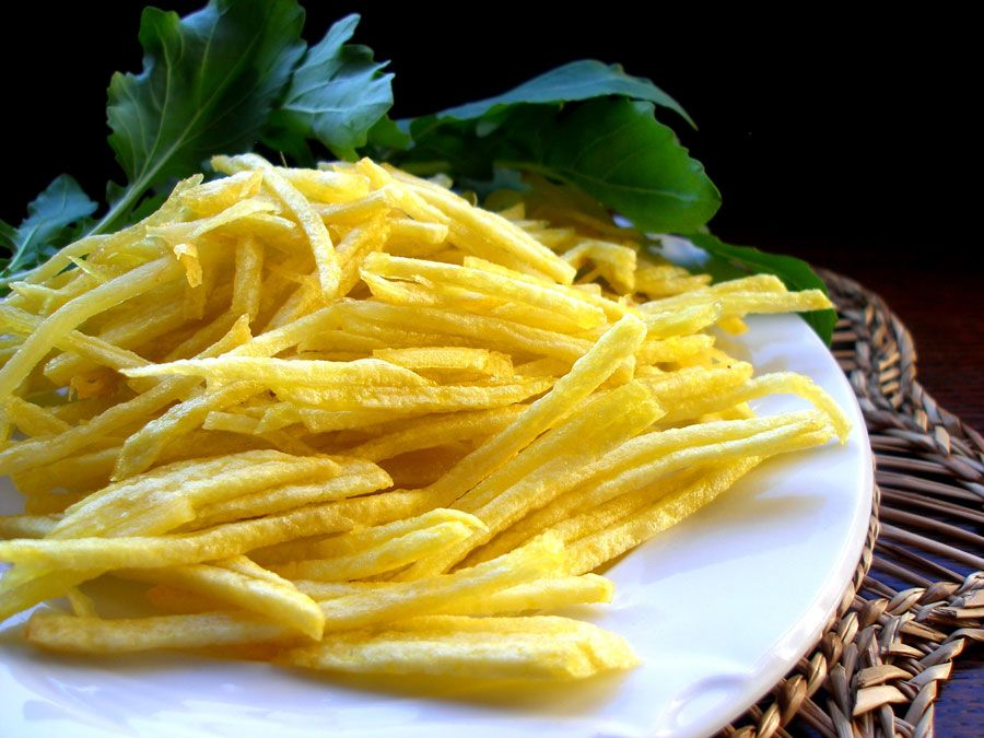 Картофель пай