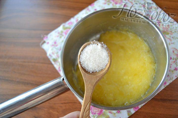 Для рецепта профитролей с заварным кремом можно использовать любые ароматные добавки – корицу или ванильный сахар