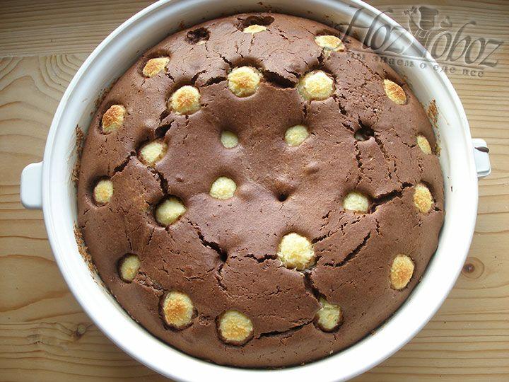 Выпекаем пирог в духовке