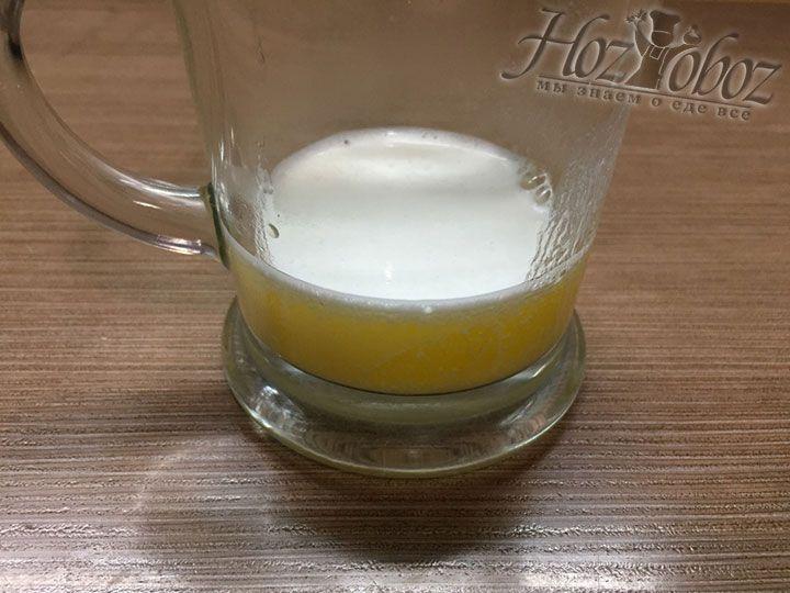 Растопим масло