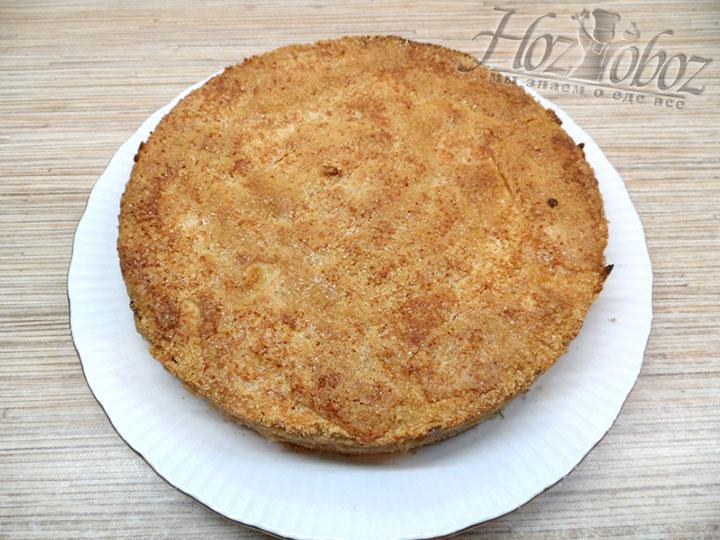 Готовить такой пирог можно и в мультиварке, но тогда это будет пудинг. Так что выбирайте по вкусу и приятного всеме аппетита!