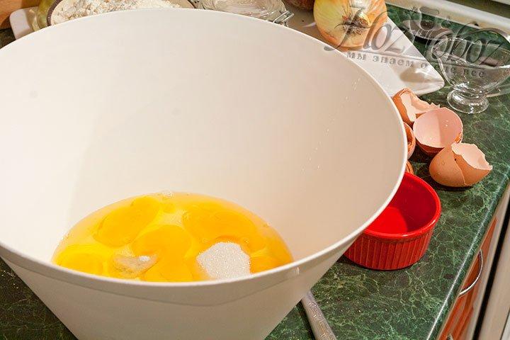 Посолим и подсластим тесто