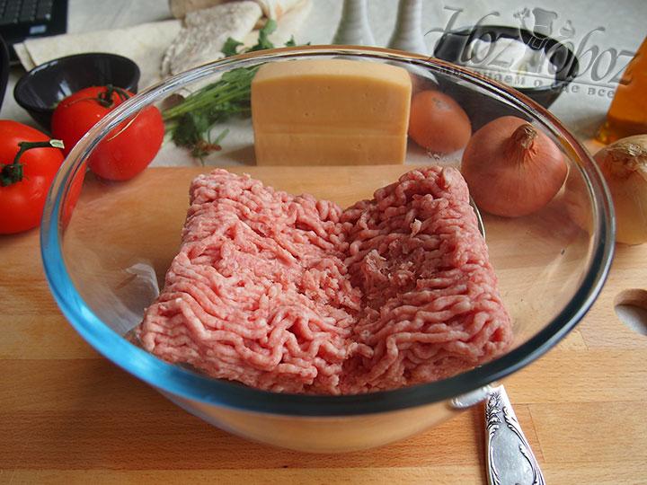 Мясо превратим в фарш