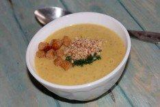 Овощной крем суп